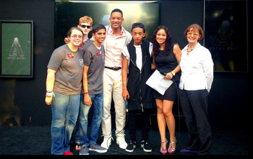 Will Smith on Flickr.#AfterEarth!