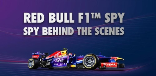 Free Android game » Red Bull F1™ Spy http://bit.ly/15VffQF.
