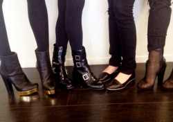 RZ footwear having a moment in the office