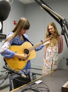 First Aid Kit visited WEXT for an in-studio. Stream it on their site!