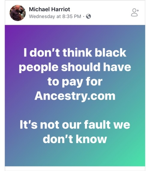 truth ancestry.com heritage slavery african american black people
