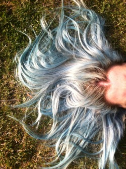 bleachlondon:  denim dye by sharmaine