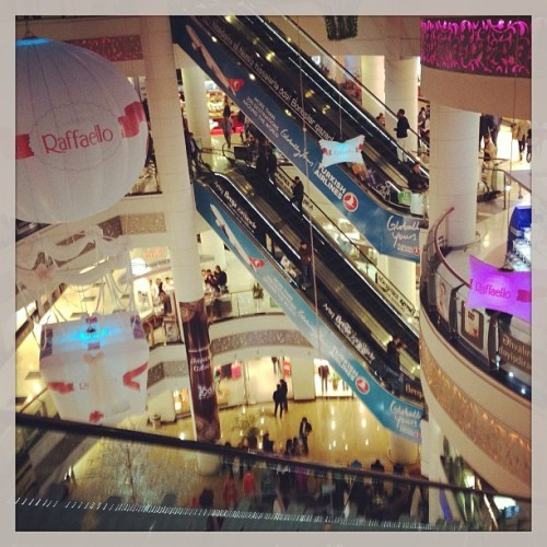 #people #mall  (at Park Bulvar)