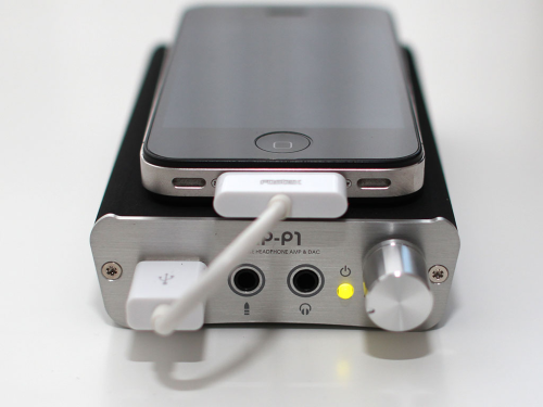 FOSTEX  HP-P1 Portable Headphone Amp / DAC