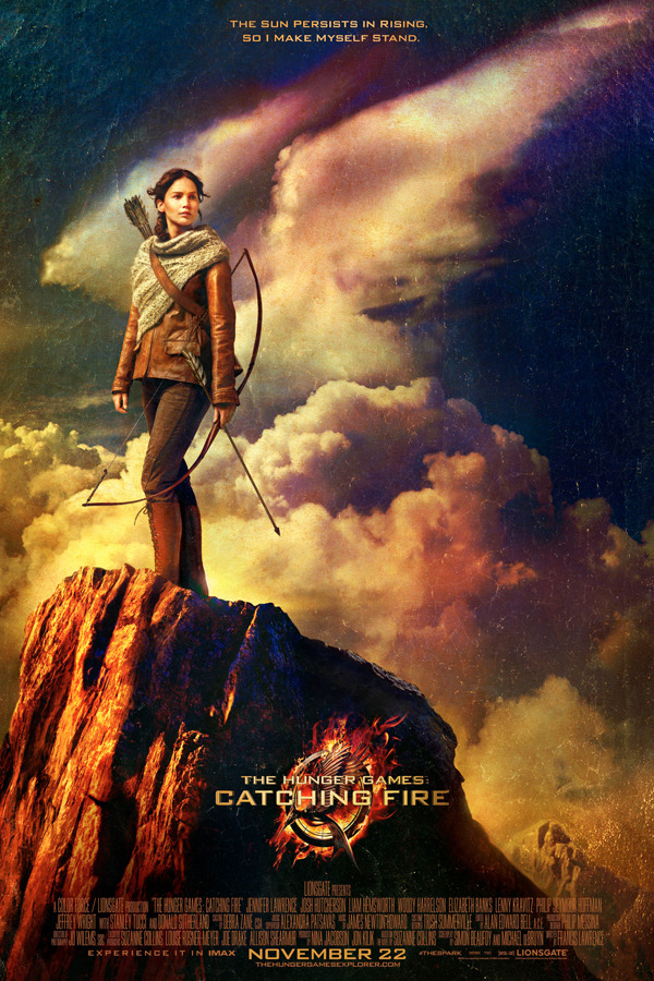 "teenvogue:  ""The sun persists on rising, so I make myself stand."" Katniss Everdeen is our hero »"