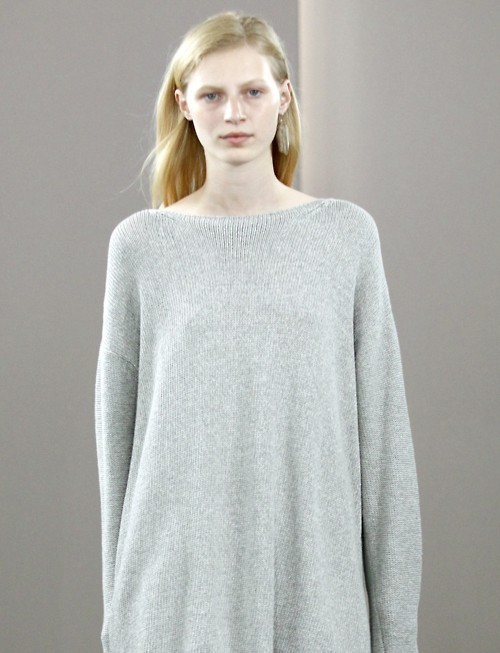 Julia Nobis at Acne s/s 2011