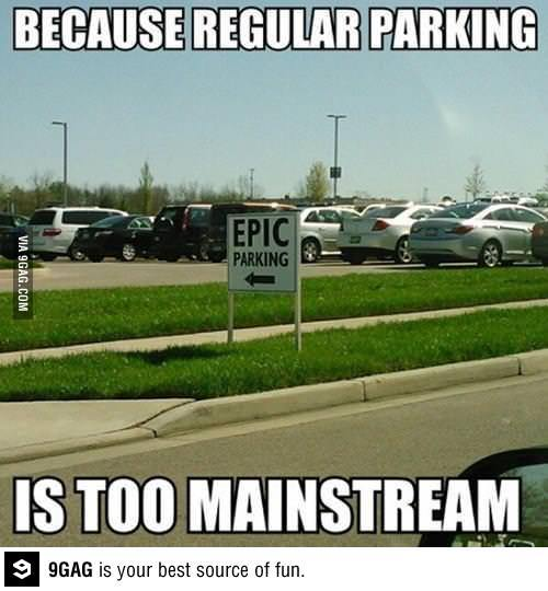 ragecomics4you:  Epic Parking!http://ragecomics4you.tumblr.com