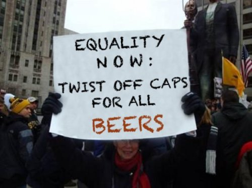 8 Protest Signs for Everyday Problems [Click for more] No politician has the damn courage to say this!