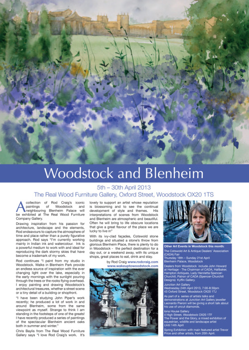 A nice feature on the new exhibition in the spring issue of riverside Journal.