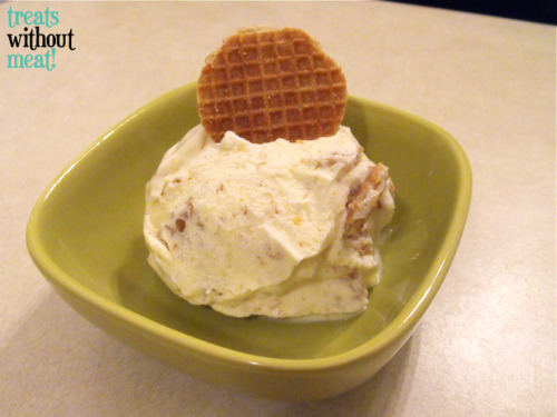 Stroopwafel Ice Cream.