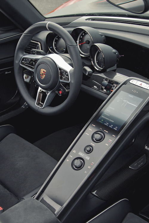 exclusive-pleasure:  918 Spyder