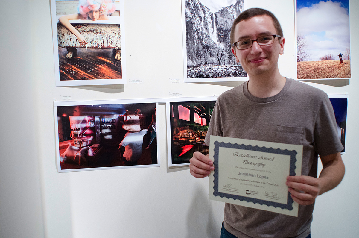 I just received the GRCC Excellence Award in Photography for my Rat Hotel scene.  Initially, my professor was worried that I would not have enough time to sculpt and photograph my characters, but after seeing the latest photos, his face lit up.  Big thanks to my friends Marc Steensma for assisting with a few photos and Joel Oswald for encouraging me to stick with my clay work as I was about to try to be something that I'm not…