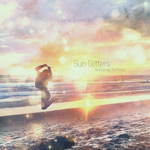 you can now pre-order sun glitter and i's EP cosmic oceans! out july 8!  sunglitters:  Sun Glitters feat. Steffaloo - Cosmic Oceans  (LP & CD Pre-order) Really glad to announce the re-release of the Cosmic Oceans EP again on physical support with 2 new tracks in collaboration with Steffaloo accompanied by great remixes from Fieldhead, Mountain Range, Sina, Go Dugong, Napoleon Gold and Japanese Gum on LebensStrasse! Release date should be the 8th of July. Artwork by madeByhujo based on pictures with Steffaloo by his brother Tim from http://smokedontsmoke.com.   Pre-order here: http://lebensstrasse.bigcartel.com/product/sun-glitters-12 http://lebensstrasse.bigcartel.com/product/sun-glitters-cd