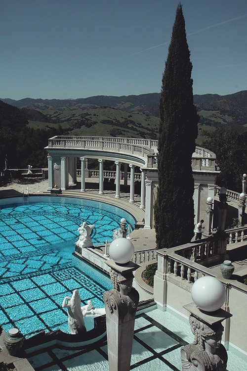 auerr:  Hearst Castle