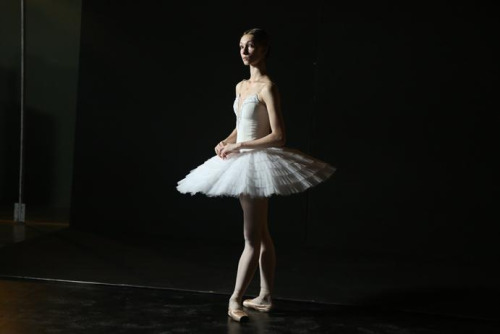 Olga Smirnova of the Bolshoi Ballet