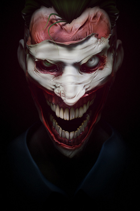 goronesdehyrule:  The joker