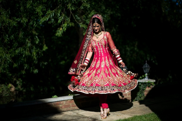 beautifulindianbrides:  Photo by:Osman Ghani