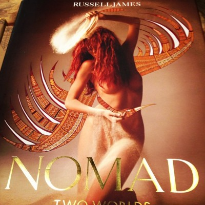 Looking forward to this wonderful book #love #art #photography #nomad #twoworlds #samsara