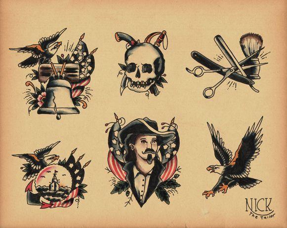 Skin deep tales nick the taylor philadelphia for Tattoos on old skin