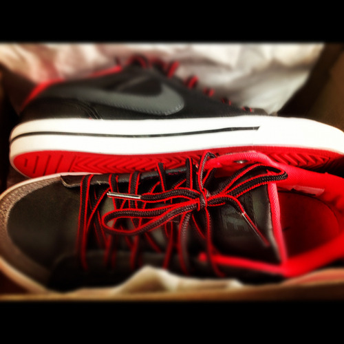 My new shoes! #nike
