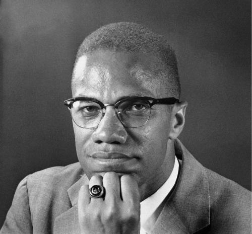 NEVER FORGET! Today in 1965, Malcolm X was assassinated in Harlem, NY. R.I.P.