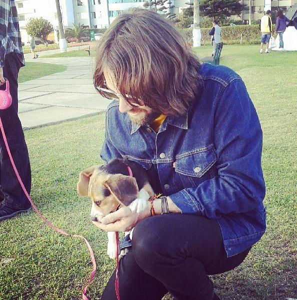 Justin + animals