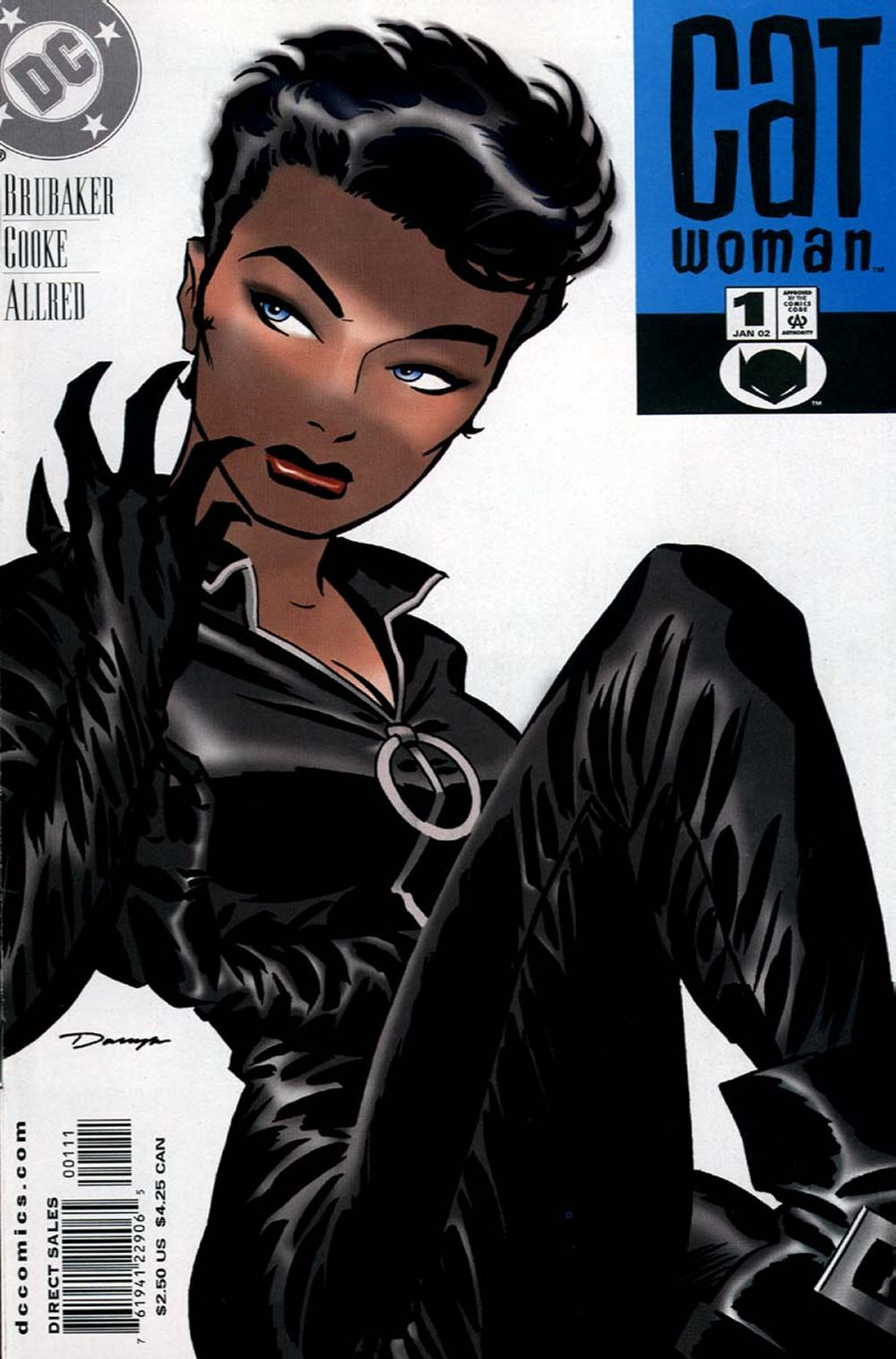 2018-12-10 08:49:17 - comicbookcovers catwoman 1 january 2002 last-homo-on-the-left http://www.neofic.com