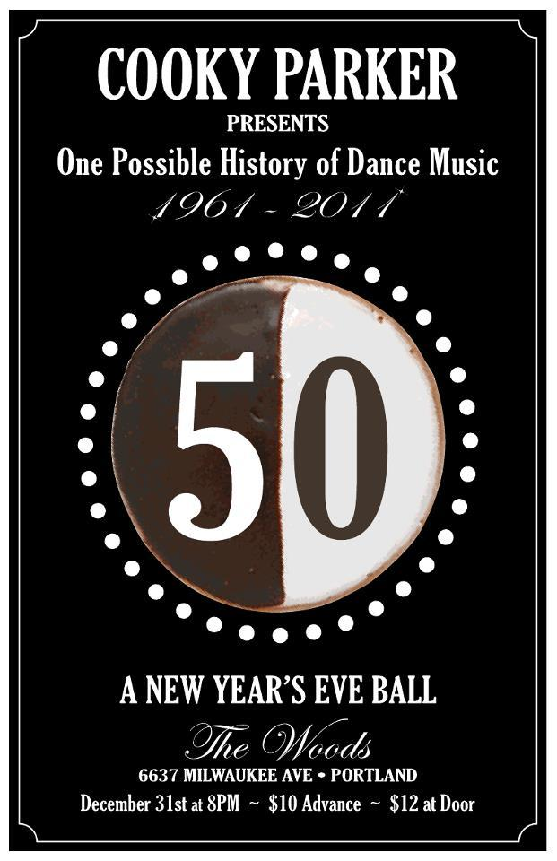 NYE 2012, the birth of 50!