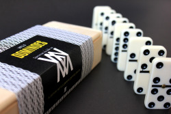 Dominoes Packaging desing by Efil Turk http://www.behance.net/gallery/Walls-Dominoes/7730435