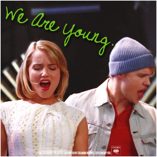 3x08 Hold On To Sixteen | We Are Young Alternative Cover 'The Fab Fabrevans'