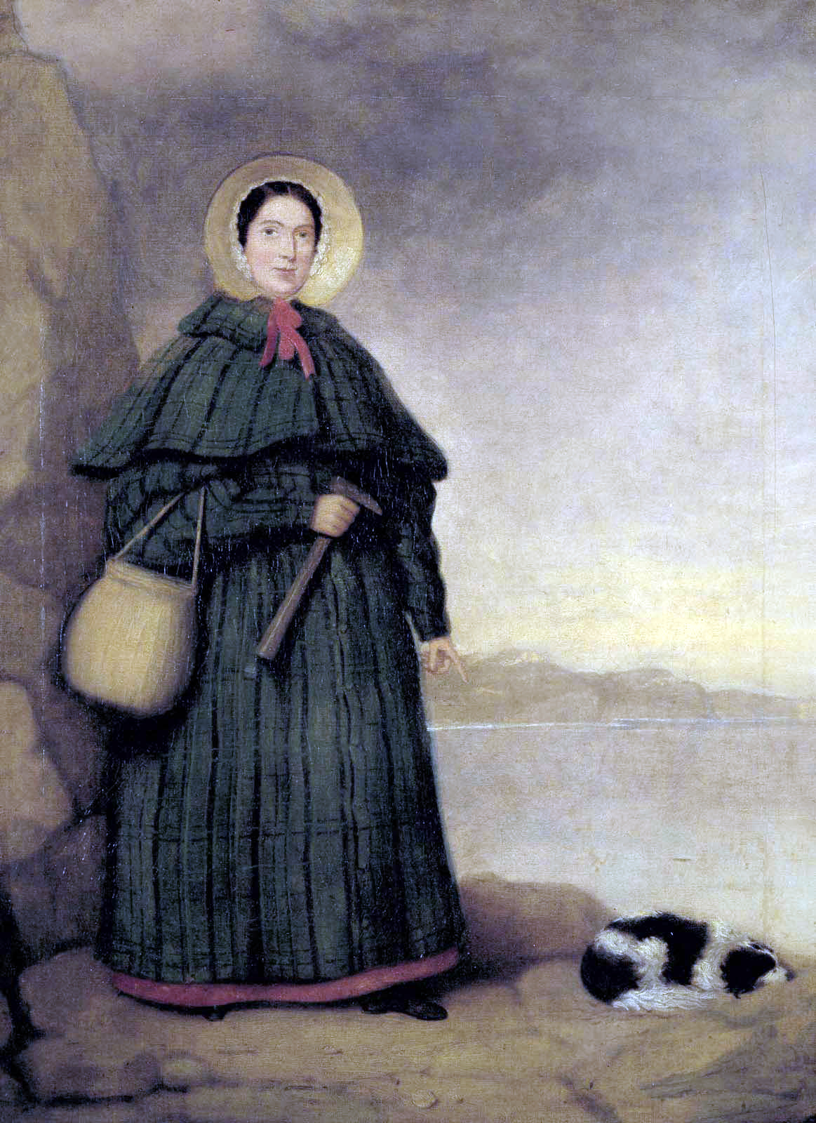 "Mary Anning, Fossil Hunter  She sells seashells on the seashoreThe shells she sells are seashells, I'm sureSo if she sells seashells on the seashoreThen I'm sure she sells seashore shells. - about Mary Anning. Mary Anning was a 19th century fossil collector, dealer, and paleontologist who became famous for a number of important finds she made in the Jurassic marine fossil beds at Lyme Regis, Dorset, where she lived. Fossil collecting was in vogue in the early 19th century, at first as a pastime, but gradually transforming into a science as the importance of fossils to geology and biology was understood. Anning's work contributed to fundamental changes that occurred during her lifetime in scientific thinking about prehistoric life and the history of the Earth. Anning searched for fossils particularly during the winter when landslides exposed new fossils that had to be collected quickly before they were lost to the sea. It was dangerous work, and she nearly lost her life in 1833 during a landslide that killed her dog. Her discoveries included the first ichthyosaur skeleton to be correctly identified, which she found when she was just twelve; the first plesiosaur skeletons ever found; the first pterosaur skeleton located outside Germany; and important fish fossils. Her observations played a key role in the discovery that coprolites were fossilised faeces. Anning's gender and social class prevented her from fully participating in the scientific community of the period, dominated as it was by wealthy gentlemen. However, she became well known in geological circles the world over, and was consulted on all issues of anatomy and fossil collecting. Nonetheless, as a woman, she was not eligible to join the Geological Society of London, and she did not always receive full credit for her scientific contributions. Indeed, she wrote in a letter: ""The world has used me so unkindly, I fear it has made me suspicious of everyone."""