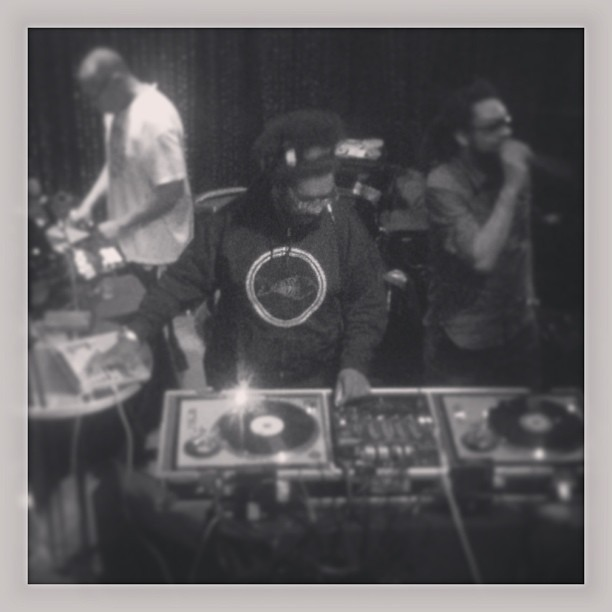 @questlove at the #phillylovesjdilla event last night. #philly #dilla