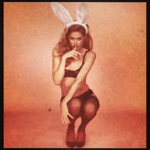 Happy Easter by Doutzen Kroes!