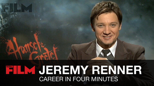 Jeremy Renner: A Career In Four Minutes