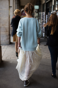 peoplewithstyles:  [source: The Sartorialist ]