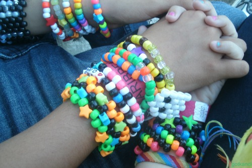 I just wanna be a kandi kid…….. <3