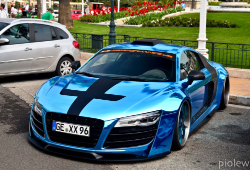 automotivated:  Audi xXx Performance R8 V10 (by piolew automotive photography [Top Marques 2013])