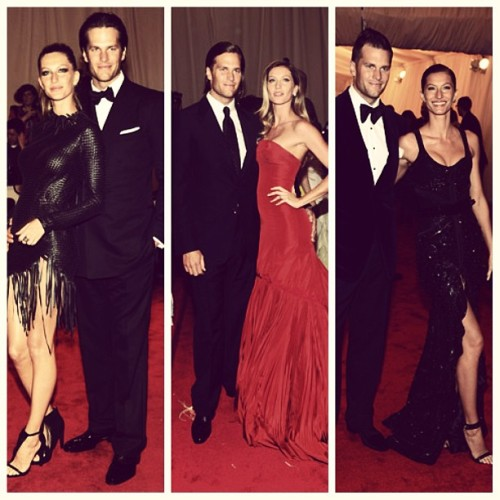 #throwbackthursday #2 @giseleofficial at #metgala #tom brady #alexanderwang #alexandermcqueen #givenchy #vogue #metball