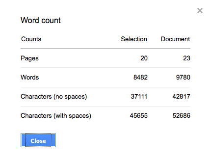 Aaaaand draft. (But I'll be gone all day today so don't expect edits or an update!)