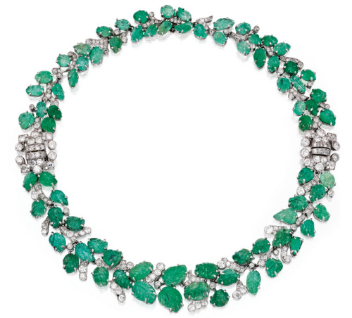 Necklace 1930 Sotheby's