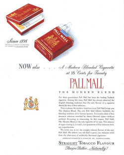 vintascope:  Pall Mall - 19370700 Fortune on Flickr.
