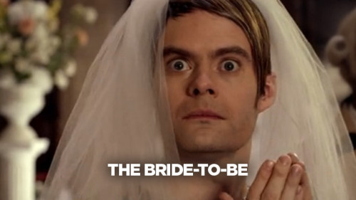 funnyordie:  19 Pics of Everyone Who Showed Up for Stefon's Wedding The wedding of Stefon and Anderson Cooper on the SNL season finale was truly must-see TV. Here's a look at the guest list, which was packed with famous characters Stefon has mentioned on Weekend Update.