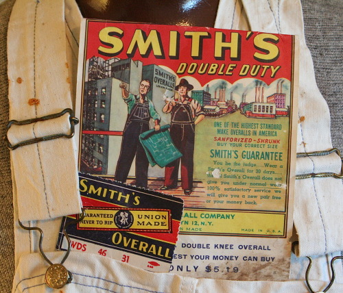 Smiths Double Duty thedenimindustry: