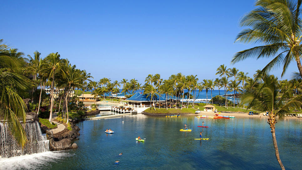 Escape to Waikoloa, Hawaii (via Kohala Coast Getaway : Daily Escape : Travel Channel)