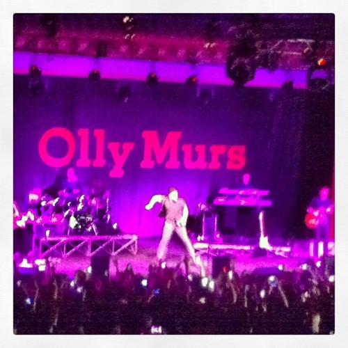 Took in a little #OllyMurs over in #YborCity AKA #Tampa tonight. Nothing like a little #music to get the back half of the #week #rolling right.  (at The RITZ Ybor)