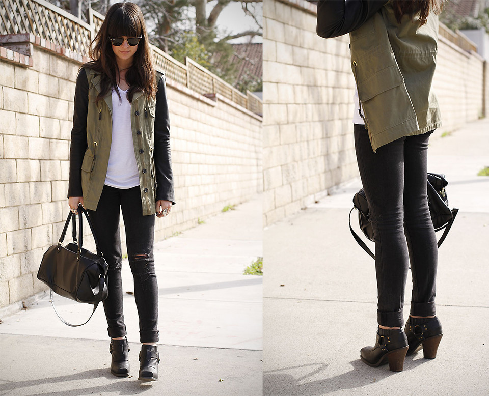 lookbookdotnu:  Give Me A Reason (by Casey David)