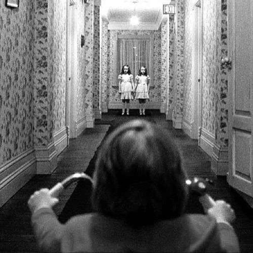 #TheShining #creepy #twin #girls #ComePlayWithUs