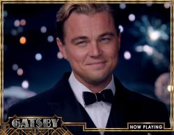 "gatsbymovie:  ""Can't repeat the past? Why of course you can!"""