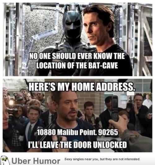 omg-pictures:  This is why I love Tony Stark.