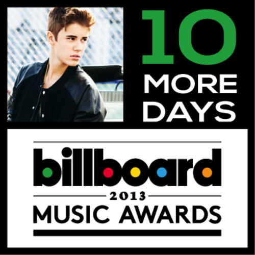 billboard:  The final countdown has begun! 10 more days until the 2013 #Billboard Music #Awards! Who are you most excited to see on stage?